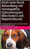 Gicht beim Hund Behandlung mit Homöopathie, Schüsslersalzen (Biochemie) und Naturheilkunde: Ein homöopathischer und naturheilkundlicher Ratgeber für den Hund