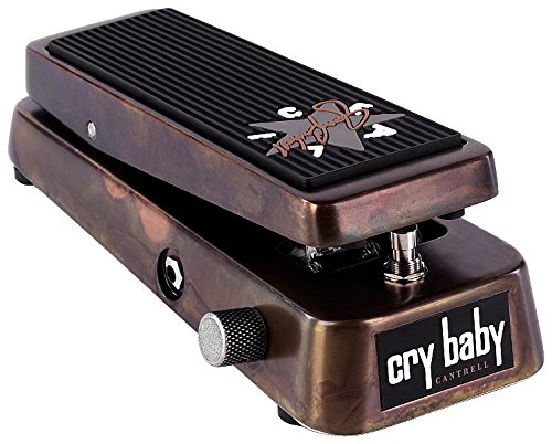 Dunlop Jc-95 crybaby signature Jerry cantrell Signature wah.