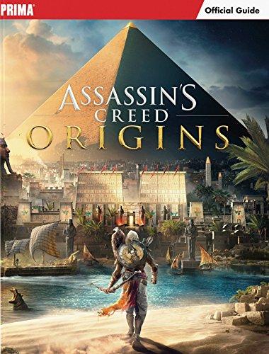 Guía oficial de Assassins Creed Origins