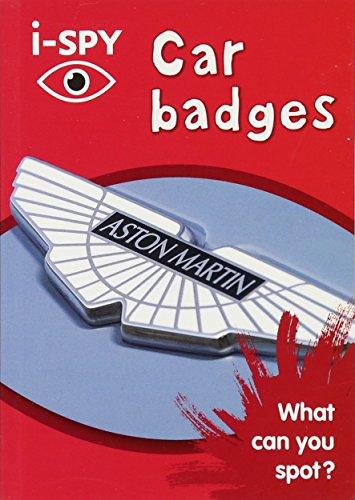 i-SPY Car badges: What Can You Spot? par i-SPY