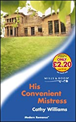 His Convenient Mistress (Mills and Boon Modern)