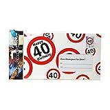 Preis am Stiel 2 x Riesen-Umschlag 40