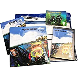 Padi Crewpack Open Water Diver Option Ordinateur de plongée - Version Ultimate avec DVD - VF