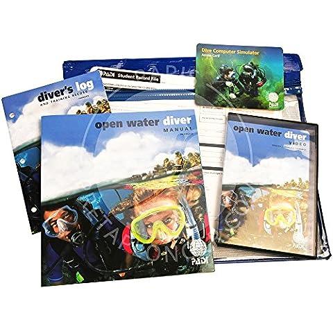 Crewpack PADI Open Water Diver - Version Ultimate avec DVD