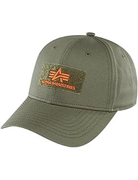 Alpha Industries Mujeres Gorras / Gorra Snapback Velcro