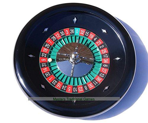 Dal Negro 35cm Bakelite Roulette Wheel -