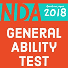 NDA general ability test (2018 question paper)