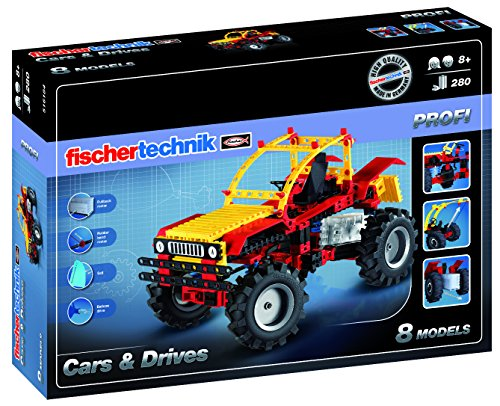 Fischertechnik 516184 - Cars and Drive