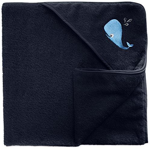 Care Baby - Jungen Badehandtuch, Blau