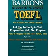How to Prepare for the Test of English as a Foreign Language (8th ed)