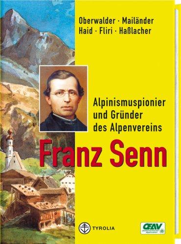 Franz Senn par Franz Fliri