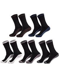 10 Paar stabile Outdoor-Socken Wandersocken Arbeitssocken Herren Baumwolle