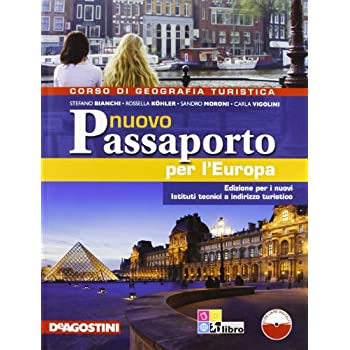 Nuovo Passaporto Europa +Ld