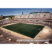 Ansichtssache Fußballplatz