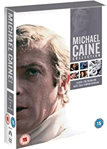 Michael Caine Collection (Sleuth/The Italian Job/Alfie/Zulu/Funeral in Berlin) [DVD]