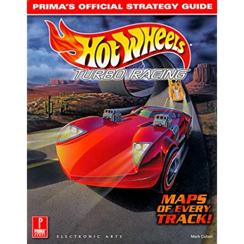Hot Wheels: Official Strategy Guide