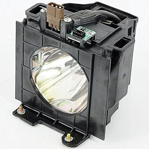 Projecteur ampoule ET-LAD40W Lampe pour projecteur Panasonic PT-D4000PT-D4000U Ampoule Lampe avec boîtier Livraison gratuite