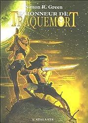 Traquemort, Tome 4 : L'honneur de Traquemort