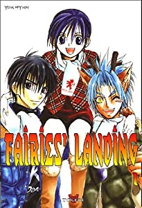 Fairies Landing Edition simple Tome 1