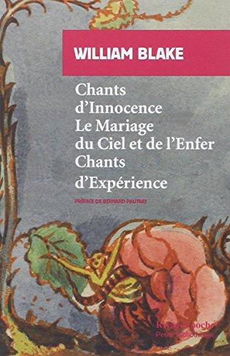 Chants d'innocence et d'expérience