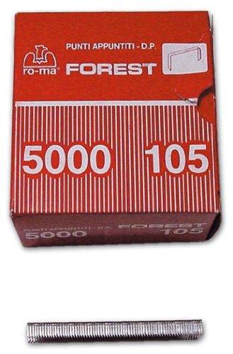 Punti 108 mm per Fissatrice Rocama 10 e Tecnica 110 e Fissatrici Maurer 5000 Pz