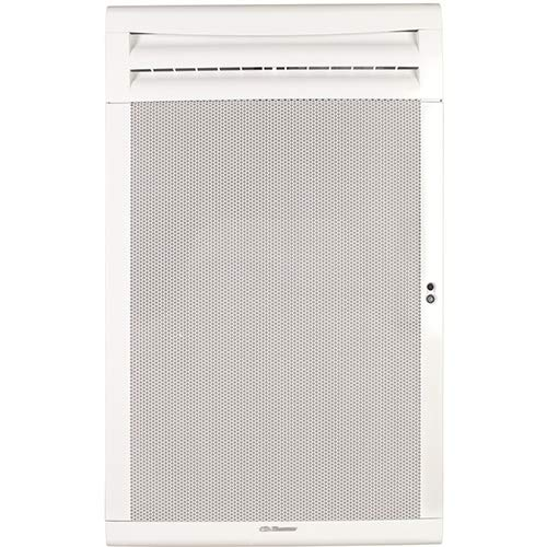 Radiateur Connecté à Panneaux Rayonnants Emotion 3 1500W, vertical, Blanc