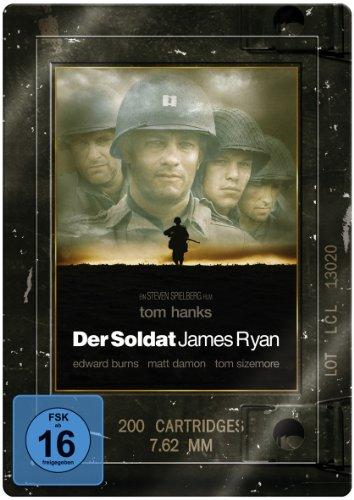 Bild von Soldat James Ryan (2 Discs, limited Steelbook Edition)