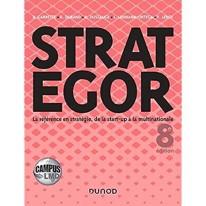 Strategor : Toute la stratégie d'entreprise