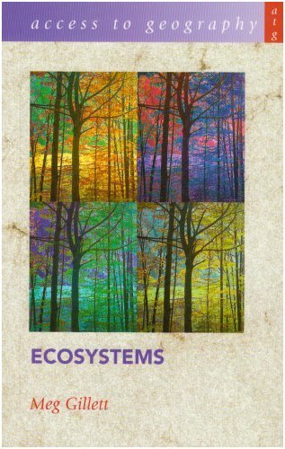 Access To Geography: Ecosystems by Meg Gillett (30-Dec-2005) Paperback