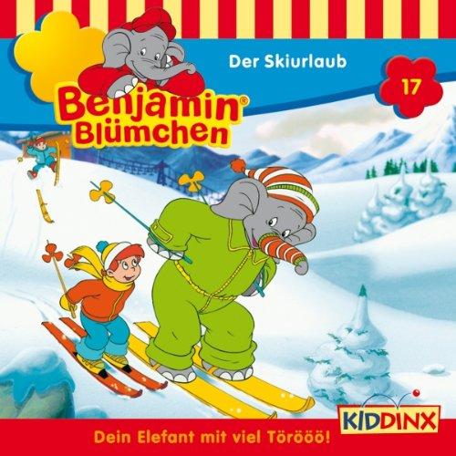 Preisvergleich Produktbild Der Skiurlaub (Benjamin Blümchen 17)