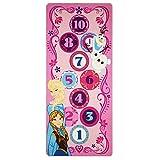 Disney Frozen Hopscotch game Rug