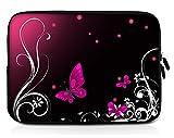 Sidorenko 9,7 pollici Tablet Custodia per iPad / Samsung Galaxy Tab - Borsa in Neoprene, 42 Designs a scelta