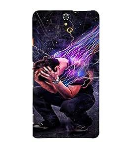 Ebby Premium 3d Desinger Printed Back Case Cover For Sony Xperia C5 (Premium Desinger Case)