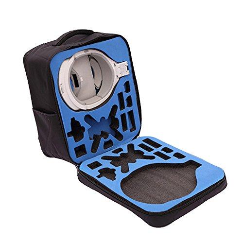 ALIKEEY Kamera Zubehör Wasserdichte Tasche Schulter Rucksack Tasche für DJI Spark Drone + für DJI VR Goggles