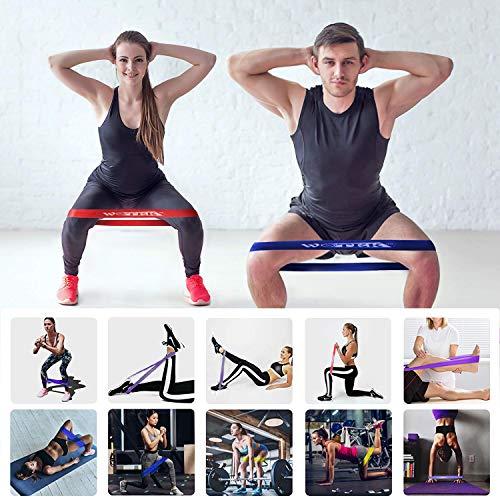 Zoom IMG-3 elastici fitness bande elastiche resistenza