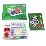 335 Multicolor Electronics Discovery Kit Smart Electronics Kit di blocco Kit di scienza didattica Giocattolo Migliori giocattoli fai da te per i bambini