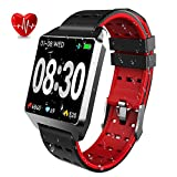 Fitness Tracker HR, Activity Trackers Health Exercise Watch with Heart Rate and Sleep