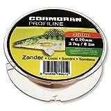 Cormoran Profiline Zander sandfarben 0.22mm 4.4kg 450m