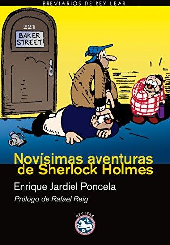 Novísimas Aventuras De Sherlock Holmes descarga pdf epub mobi fb2