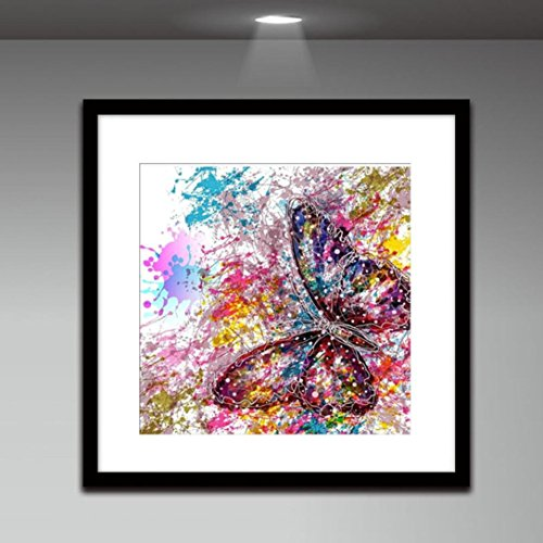 Moonuy 5D Embroidery Paintings Rhinestone Pasted DIY Diamond Painting Cross Stitch The canvas are sof tbright color no fading 5D Embroidery Paintings Rhinestone Pasted Stitch Arts Craft Crystal Embroidery Pictures
