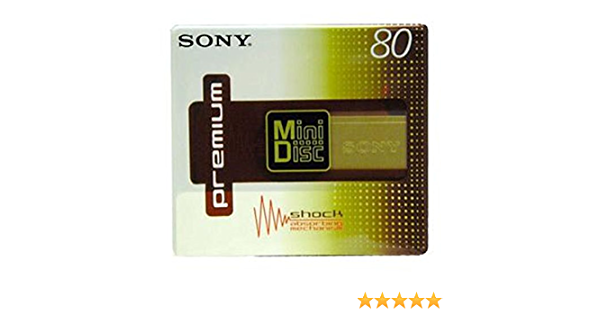 Sony Mdw80 Mini Disc Computer Zubehör