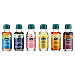 Kneipp Badeöl Kollektion, 1er Pack (6 x 20 ml)