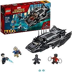 Super Heroes Lego l'Attacco del Royal Talon Fighter,, 76100