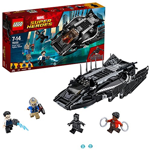 LEGO Super Heroes - Royal Talon Fighter Attack 76100