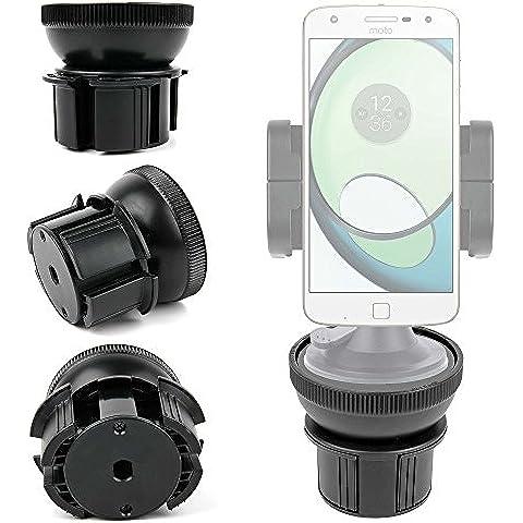 DURAGADGET Base Para Soporte Para Smartphone Medion E5005 | X5520 | Meizu M3 Max | Motorola Moto Play Z | OnePlus One JBL Special Edition | Saygus V2 - ¡Ideal Para Diferentes Tipos De