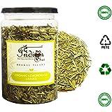 The Indian Chai Organic Lemongrass Leaves - 100 Grams
