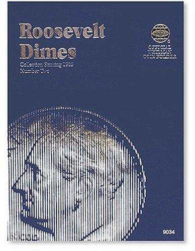 Cft - Roosevelt Dimes (Official Whitman Coin Folder) por Whitman Publish