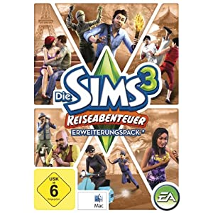 Die Sims 3: Reiseabenteuer (Add-On)
