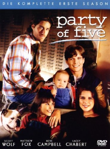 Party of Five - Season 1 (6 DVDs)