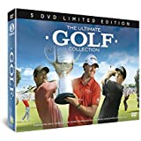 THE ULTIMATE GOLF 5 DVD LIMITED EDITION COLLECTION